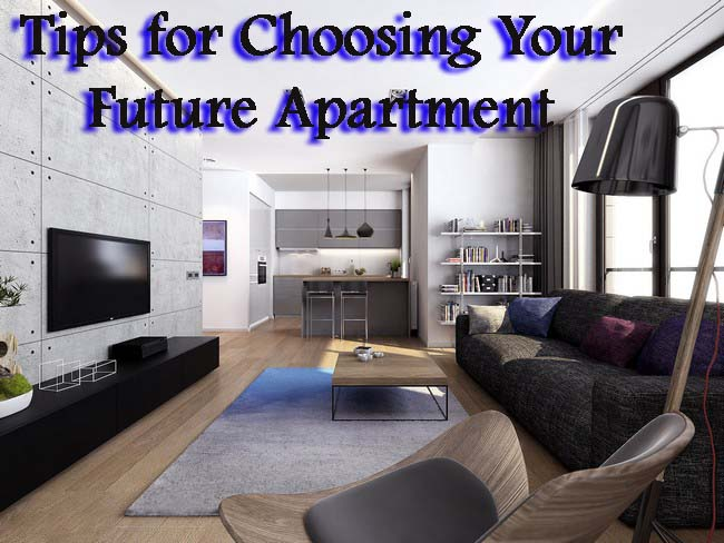 Tips for choosing your future apartment