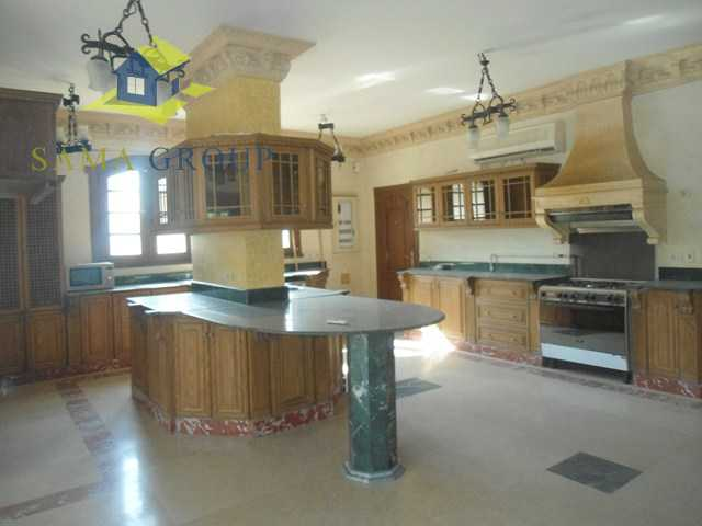 Excellent Apartment duplex In a Villa For Rent In Maadi