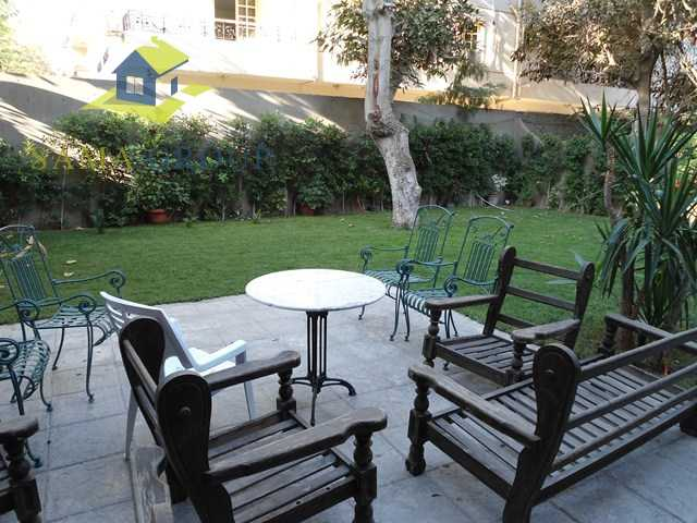 Modern Furnished Villa For Rent In Maadi