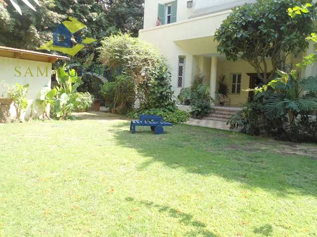 Seme Furnished a Villa For Rent In Maadi