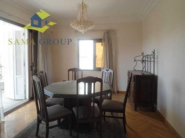 Furnished penthouse Roof top Apartment For Rent In Maadi,Furnished,Penthouse NO #9