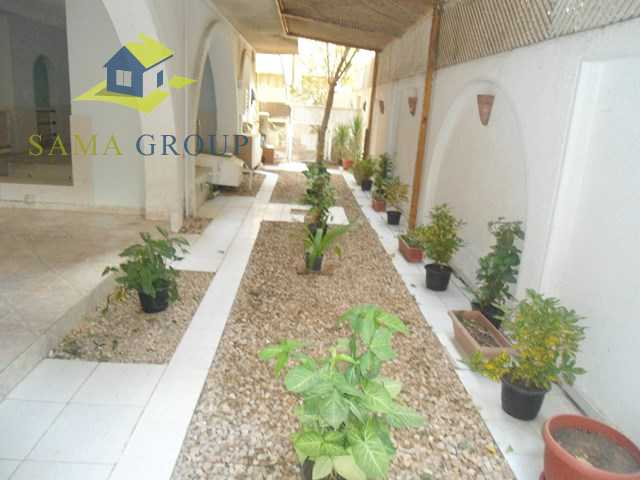 Semi Furmished Ground Floor Duplex For Rent In Maadi