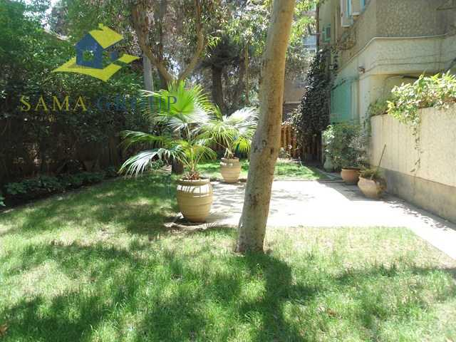 Ground Floor apartment With Garden For Rent In Maadi,Furnished,Ground Floor NO #1