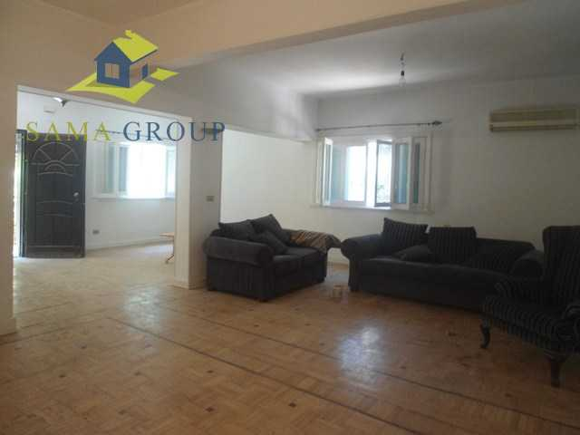 Ground Floor apartment With Garden For Rent In Maadi,Furnished,Ground Floor NO #6