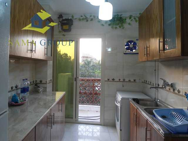 Modern Furnished Roof top Apartment For Rent In Maadi,Furnished,Penthouse NO #3