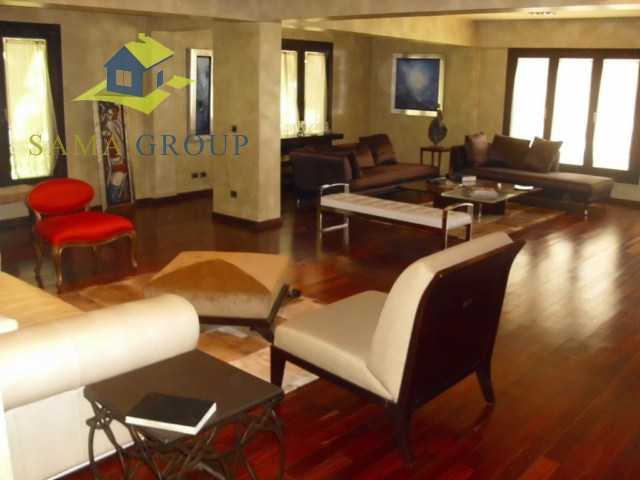 Modern Apartment For Rent In Maadi,Furnished,Duplex NO #6