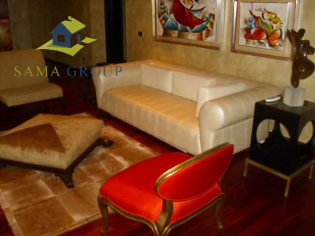 Modern Apartment For Rent In Maadi,Furnished,Duplex NO #5