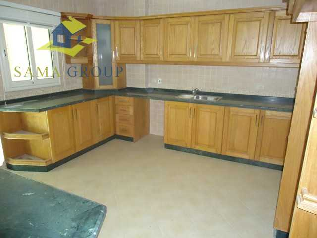 Ground Floor Duplex With Private Pool For rent In Maadi,Semi furnished,Ground Floor duplex NO #9