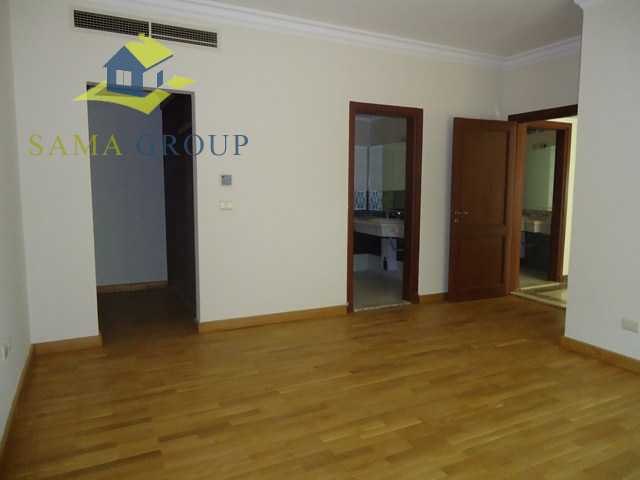 Ground Floor Duplex With Private Pool For rent In Maadi,Semi furnished,Ground Floor duplex NO #6