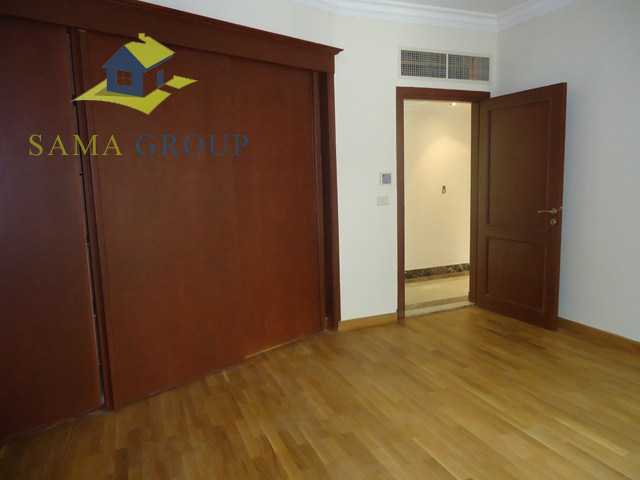 Ground Floor Duplex With Private Pool For rent In Maadi,Semi furnished,Ground Floor duplex NO #5