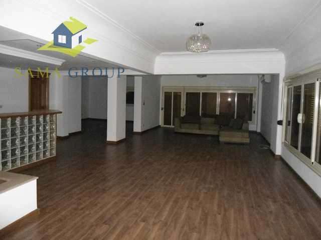 Semi Furnished Ground Floor For rent In Maadi,Semi furnished,Ground Floor NO #3
