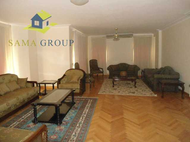 Modern Fully Furnished Apartment For Rent In Maadi,Furnished,Apartment NO #11
