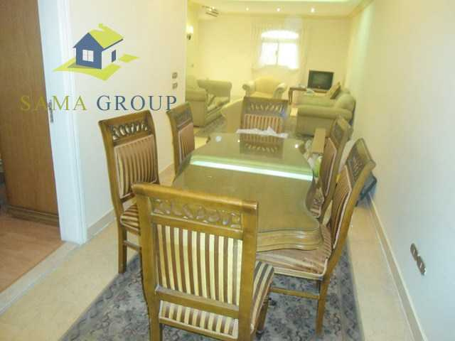 Furnished Modern Apartment For Rent In Maadi,Furnished,Apartment NO #2
