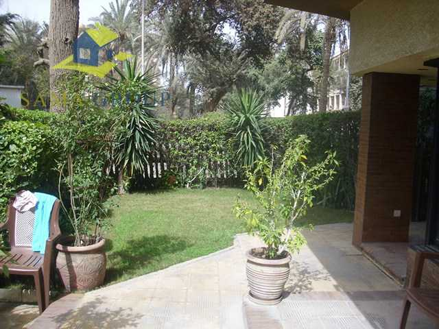 Ground Floor Duplex Modern Furnished For Rent In Maadi,Furnished,Ground Floor - duplex NO #1
