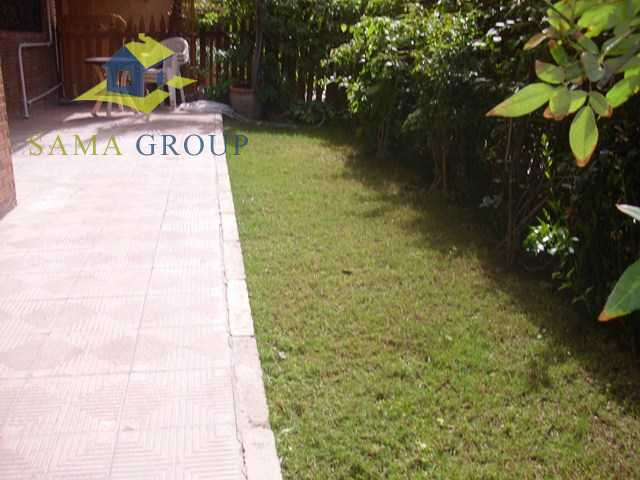 Ground Floor Duplex Modern Furnished For Rent In Maadi,Furnished,Ground Floor - duplex NO #11