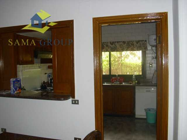Ground Floor Duplex Modern Furnished For Rent In Maadi,Furnished,Ground Floor - duplex NO #6