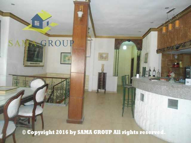 Furnished Benthouse Duplex Roof top Apartment For Rent In Maadi