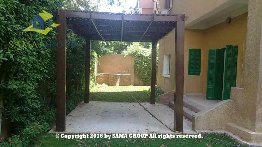 Semi Furnished Ground floor Apartment For Rent In Maadi,Furnished,Ground Floor NO #19