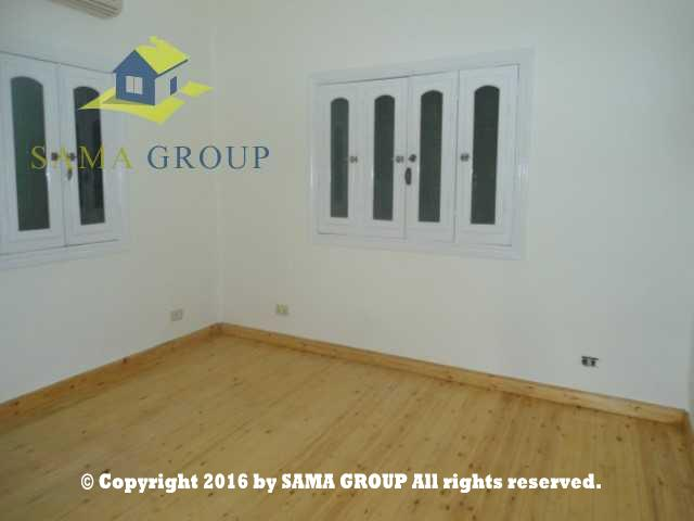 Semi Furnished Ground floor Apartment For Rent In Maadi,Furnished,Ground Floor NO #5