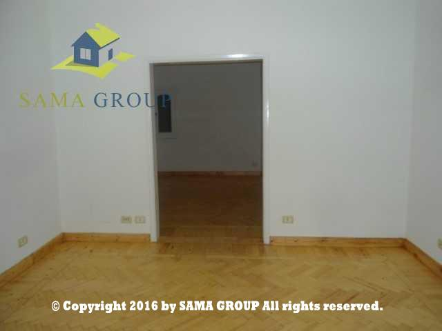 Semi Furnished Ground floor Apartment For Rent In Maadi,Furnished,Ground Floor NO #7
