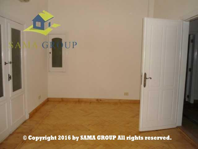 Semi Furnished Ground floor Apartment For Rent In Maadi,Furnished,Ground Floor NO #8