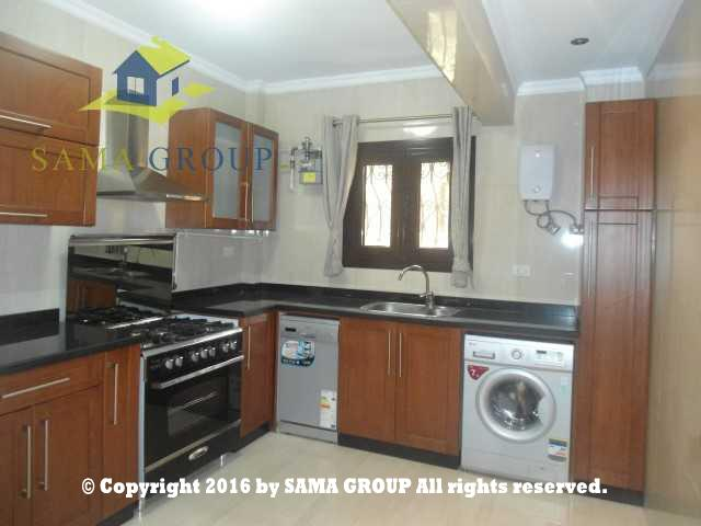 Modern Furnished Ground Floor With Garden Apartment For Rent In Maadi,Furnished,Ground Floor NO #10