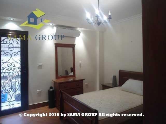 Modern Furnished Ground Floor With Garden Apartment For Rent In Maadi,Furnished,Ground Floor NO #9