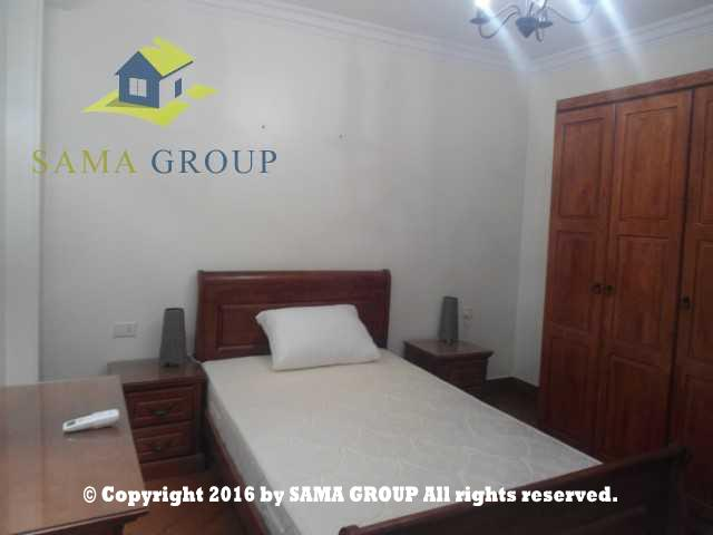 Modern Furnished Ground Floor With Garden Apartment For Rent In Maadi,Furnished,Ground Floor NO #8
