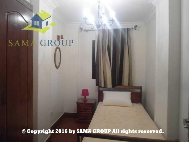 Modern Furnished Ground Floor With Garden Apartment For Rent In Maadi,Furnished,Ground Floor NO #7