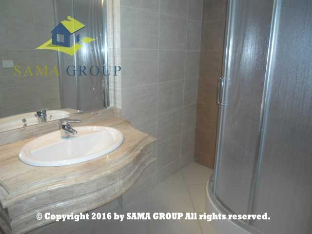 Modern Furnished Ground Floor With Garden Apartment For Rent In Maadi,Furnished,Ground Floor NO #6