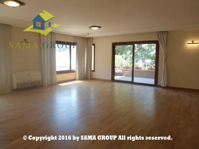 Semi Furnished Duplex Apartment For Rent In Maadi