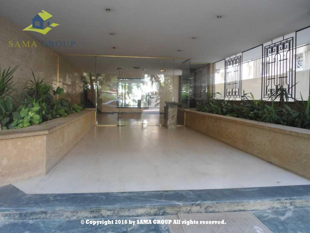 Modern Furnished Ground Floor Apartment For Rent In Maadi,Furnished,Ground Floor NO #14