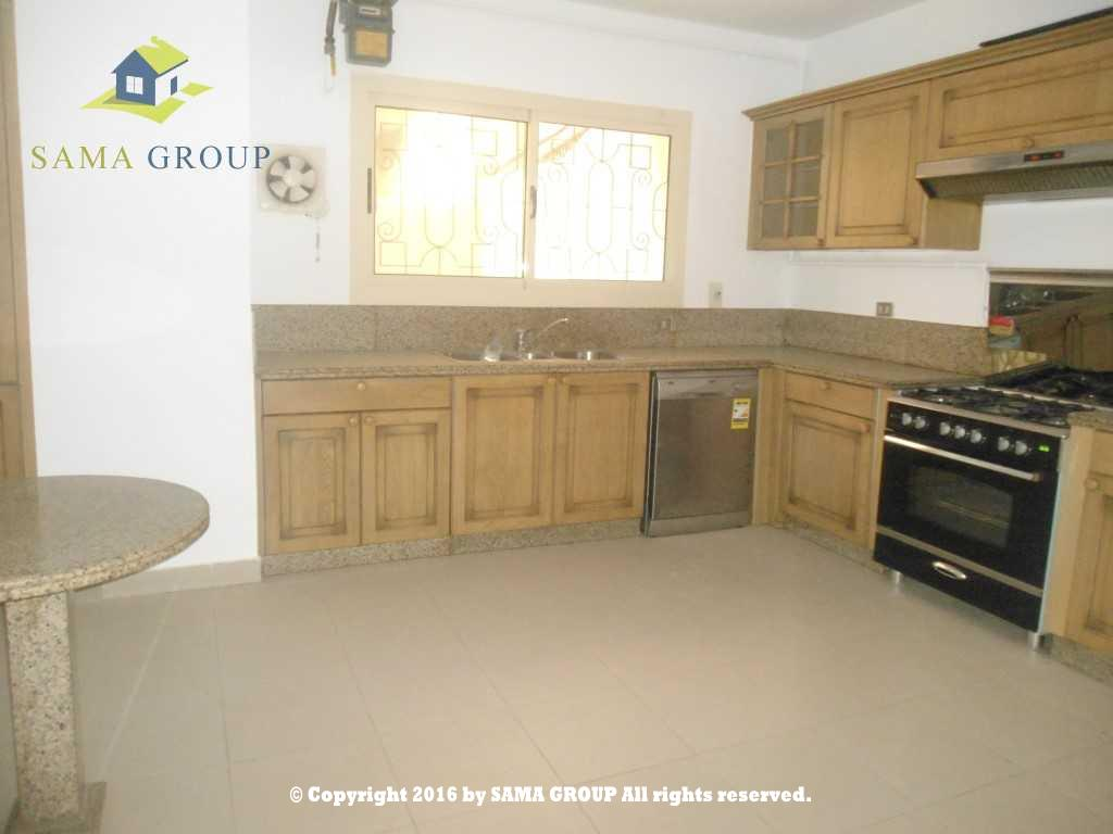 Modern Furnished Ground Floor Apartment For Rent In Maadi,Furnished,Ground Floor NO #19
