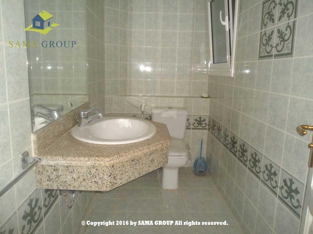 Modern Furnished Ground Floor Apartment For Rent In Maadi,Furnished,Ground Floor NO #20