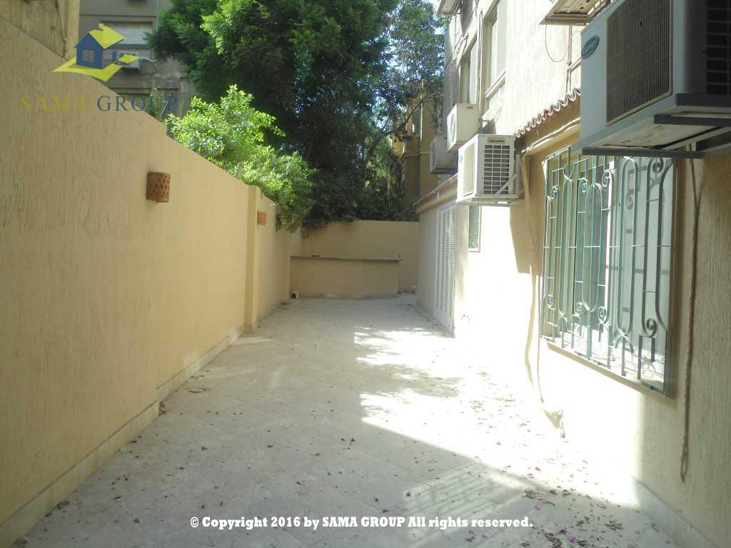 Modern Furnished Ground Floor Apartment For Rent In Maadi,Furnished,Ground Floor NO #9