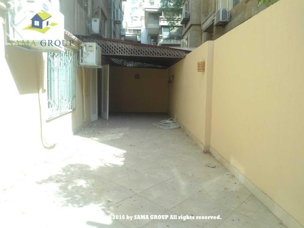 Modern Furnished Ground Floor Apartment For Rent In Maadi,Furnished,Ground Floor NO #10