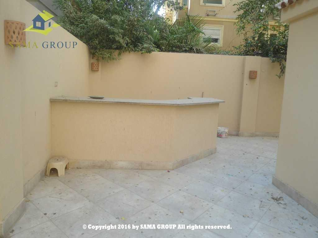 Modern Furnished Ground Floor Apartment For Rent In Maadi,Furnished,Ground Floor NO #22