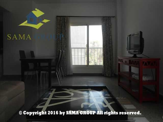 Modern Furnished Studio For Rent In Maadi Saraiat,Furnished,Studio NO #6