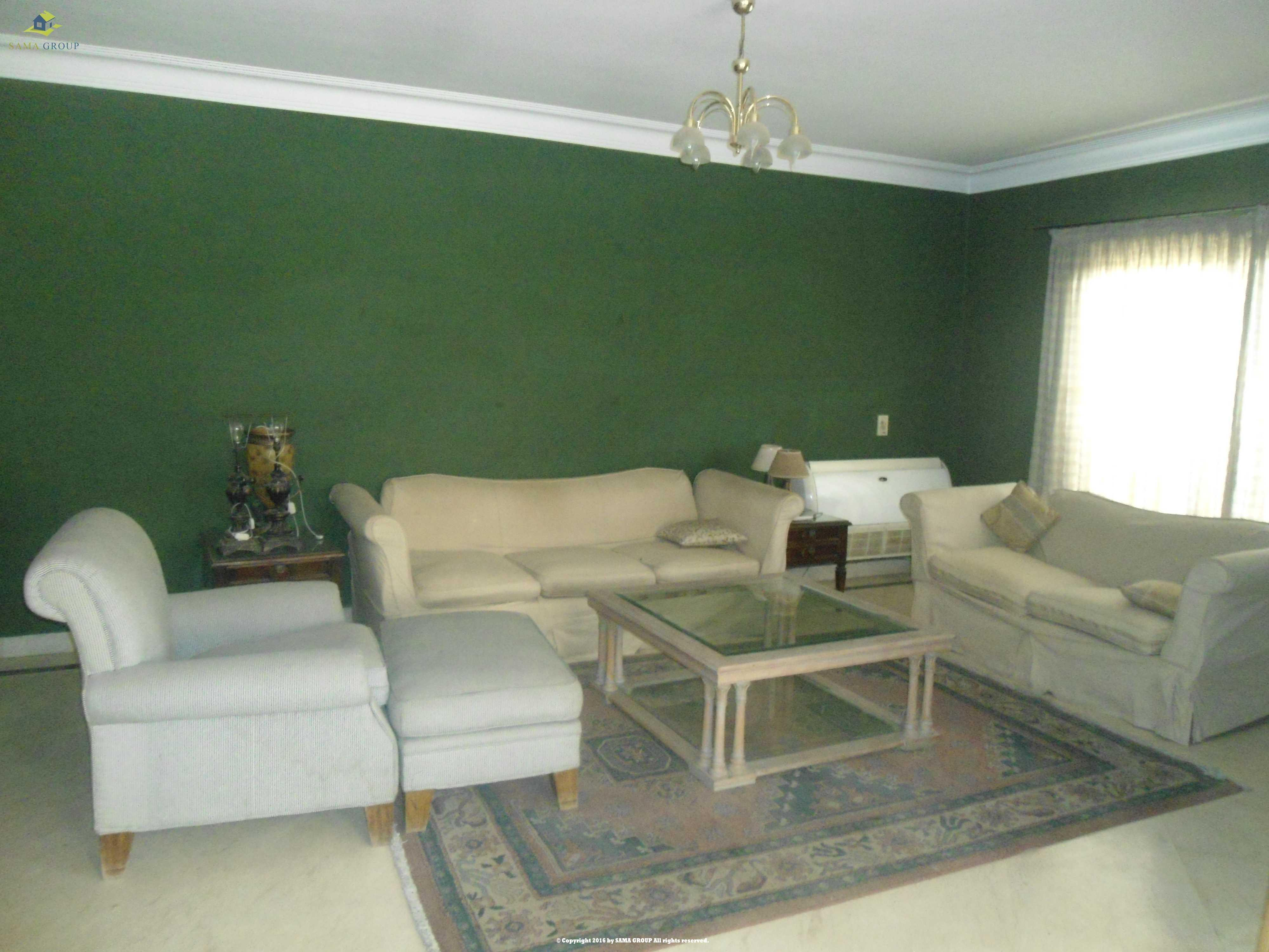 Furnished Apartment Duplex For Rent In Maadi