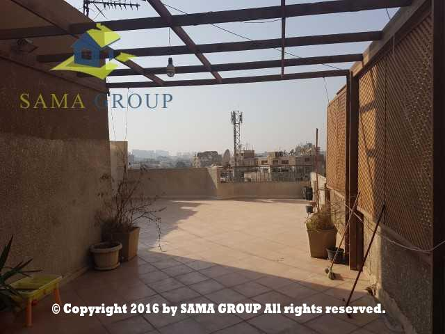 Penthouse Roof top For Sale In Maadi,Furnished,Penthouse NO #10