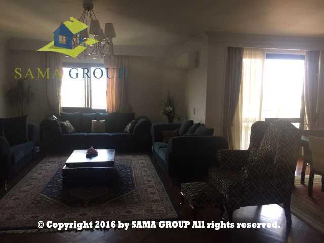 Penthouse Roof top For Sale In Maadi,Furnished,Penthouse NO #2