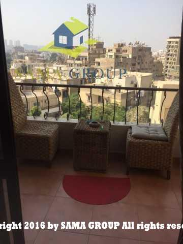 Penthouse Roof top For Sale In Maadi,Furnished,Penthouse NO #13