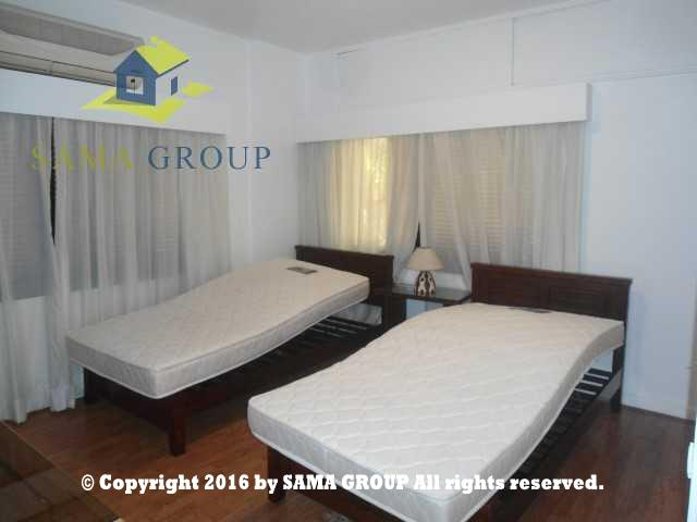 Ultra Modern Furnished Ground Floor With Garden For Rent In Maadi,Furnished,Ground Floor NO #10