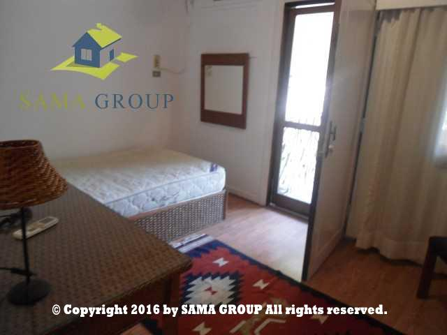 Ultra Modern Furnished Ground Floor With Garden For Rent In Maadi,Furnished,Ground Floor NO #9