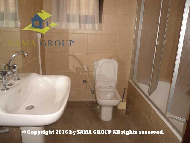 Ultra Modern Furnished Ground Floor With Garden For Rent In Maadi,Furnished,Ground Floor NO #13