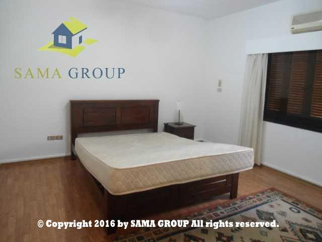 Ultra Modern Furnished Ground Floor With Garden For Rent In Maadi,Furnished,Ground Floor NO #7