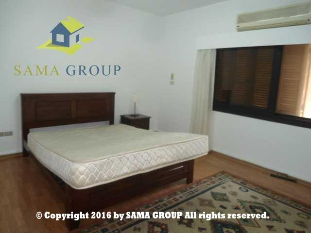 Ultra Modern Furnished Ground Floor With Garden For Rent In Maadi,Furnished,Ground Floor NO #6