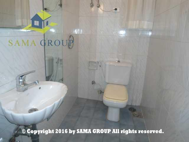 Ultra Modern Furnished Ground Floor With Garden For Rent In Maadi,Furnished,Ground Floor NO #14