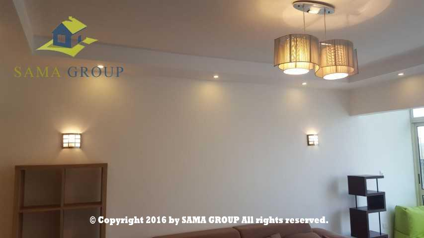 Modern Furnished Apartment For Rent In Maadi,Furnished,Apartment NO #4
