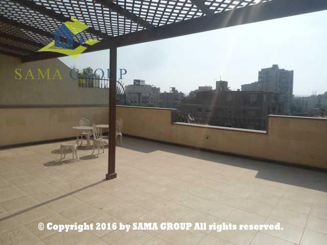 Fully Furnished Penthouse Triplex For Rent In Maadi,Modern Furnished,Penthouse NO #8